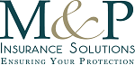 M and P Insurance Solutions logo