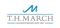 TH March Insurance Brokers logo